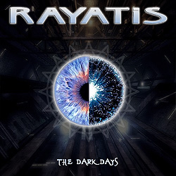 "Cover ""The Dark Days"""